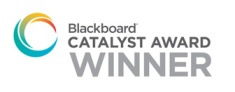 Blackboard Catalyst Award Winner